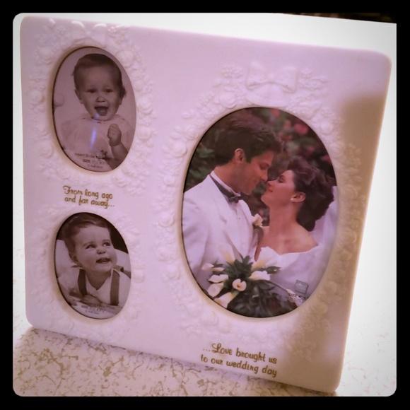 Russ Accents Nib Russ Porcelin Wedding Frame Young Now Poshmark